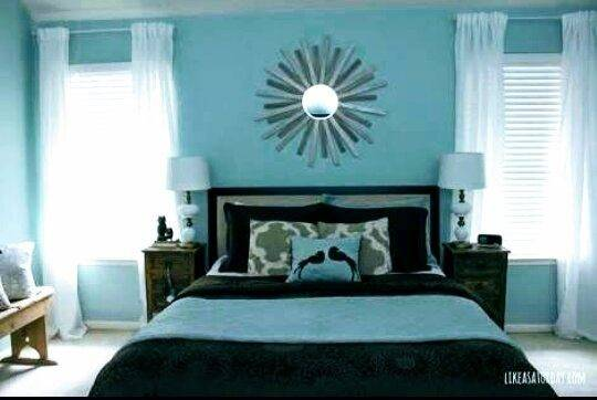 Which Colored Curtains Light Blue Walls Quora