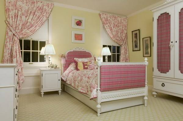 White Bedroom Furniture Girls Home Interior
