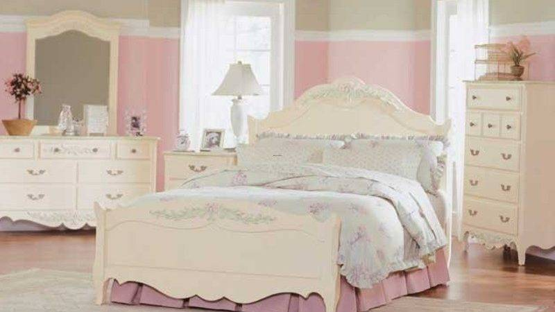 White Bedroom Set Girls Interior Design Ideas Fresh
