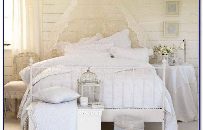 White Country Style Bedroom Furniture French