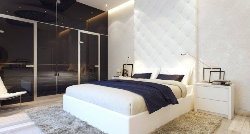 White Cream Bedroom Interior Design Ipc Modern Master