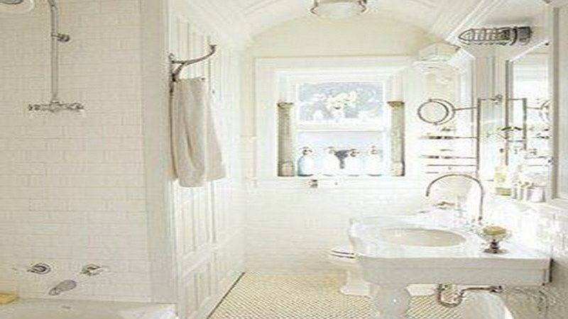 White French Country Bathroom Designs Home Interior Design