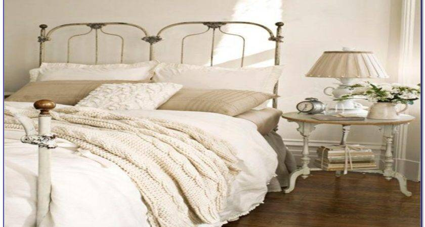 White French Shabby Chic Bedroom Furniture