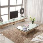 White Gloss Living Room Furniture Decosee