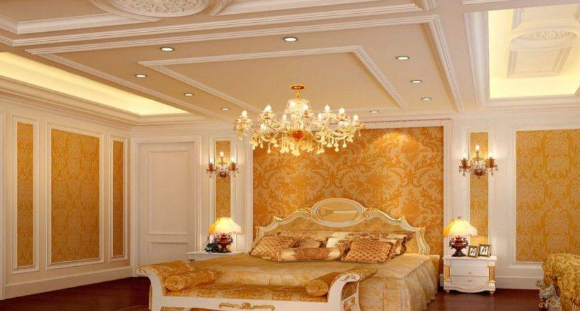 White Gold Luxury Bedrooms Villa England