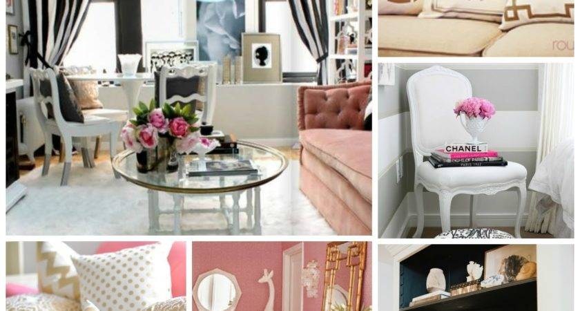 White Gold Room Ideas