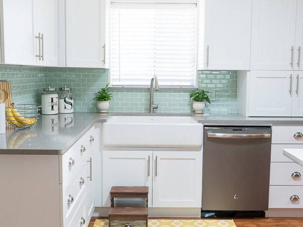 White Kitchen Cabinets Houses Flooring Ideas Blogule