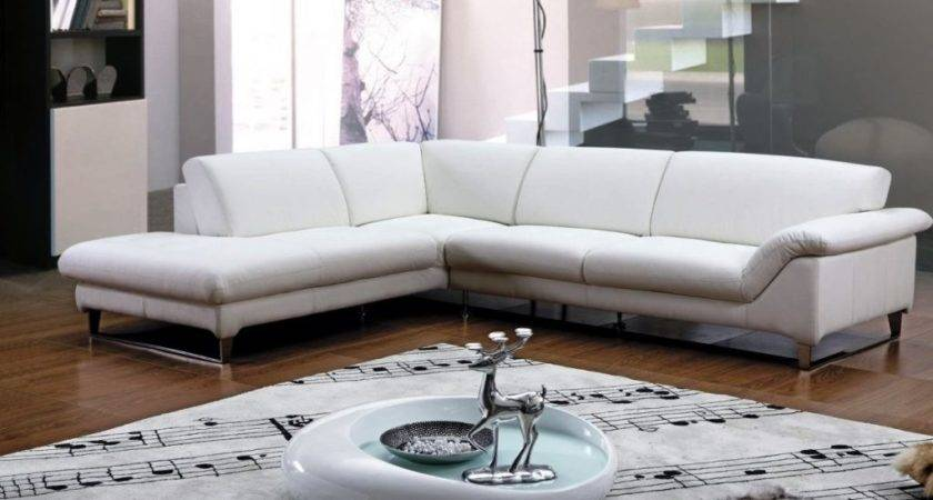 White Leather Living Room Within Best Price Sofas
