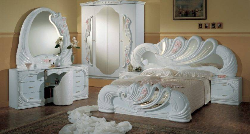 White Rustic Classic Bedroom Furniture Laredoreads