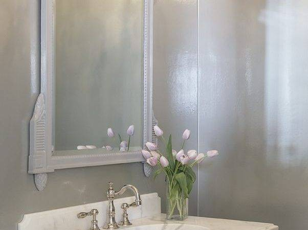 White Silver Bathroom Ideas Cialisvb