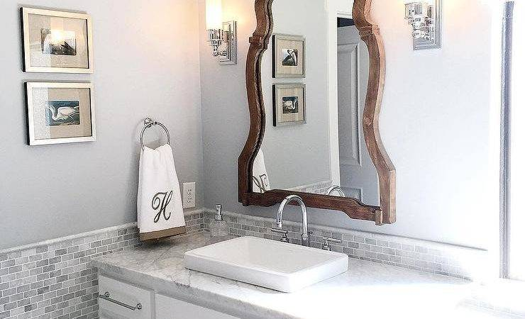 White Silver Bathroom Ideas