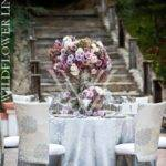 White Silver Wedding Theme Weddings Romantique