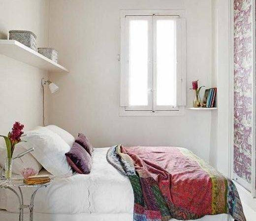 White Small Bedroom Decorating Ideas Furniture