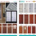 Wholesale Teak Modern Paint Colors Wood Bedroom Door