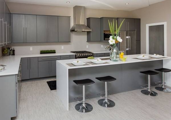 Why Kitchen Design Ideas Grey Essential Appeal