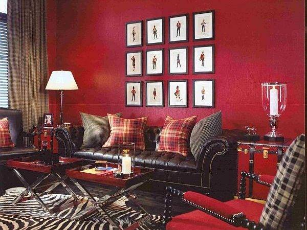Why Should Choose Red Walls