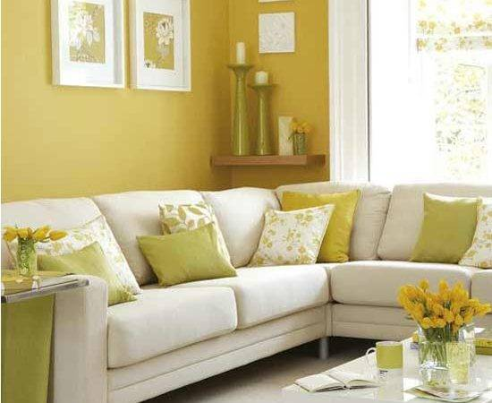 Why Should Paint Living Room Yellow