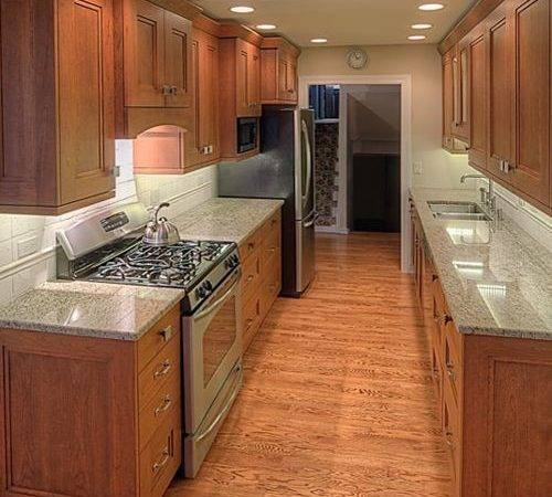 Wide Galley Kitchen Ideas Remodel Decor