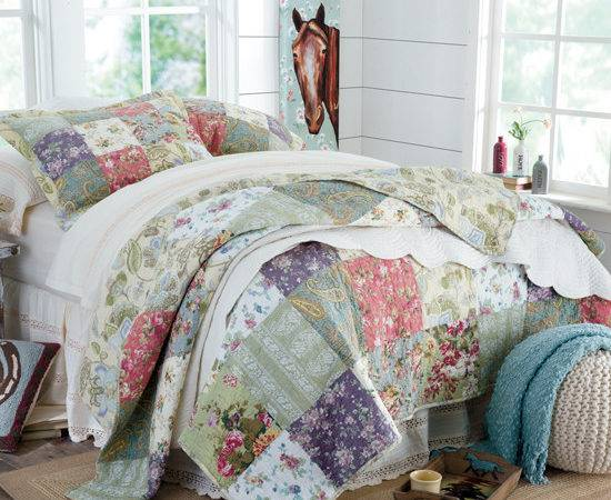 Wildflowers Spring Bedding Collection