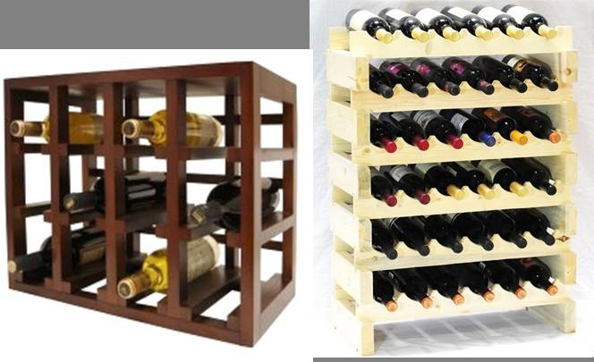Wine Racks Small Spaces