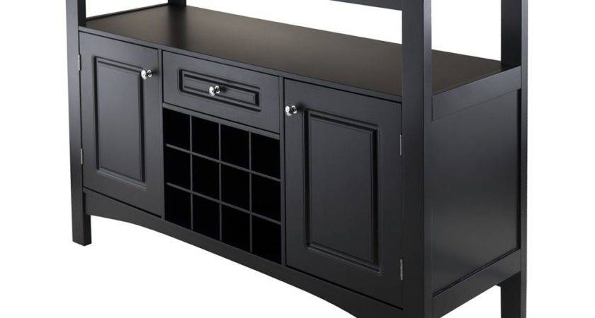 Winsome Wood Jasper Storage Buffet Atg Stores