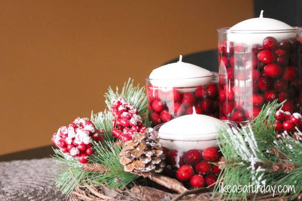 Winter Table Centerpiece Ideas Christmas Day Tip