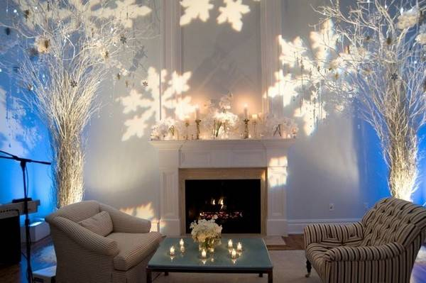 Winter Wonderland Decorations Turn Your Home Into