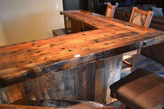 Wood Bar Tops Diy Home Ideas Collection Remove