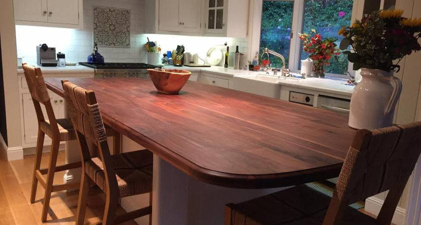 Wood Countertop Butcher Block