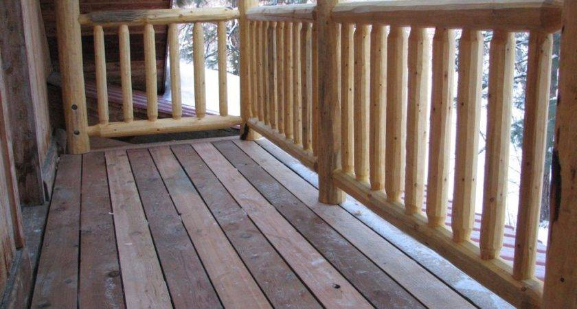 Wood Railing Designs Interior Exterior Homie Best