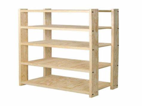 Wood Shelving Unit Plans Pdf Woodworking