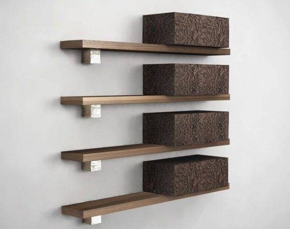 Wood Wall Shelves Housedesignpictures