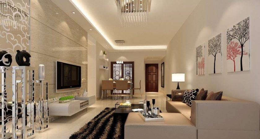 Wooden Ceiling Stone Design Dining