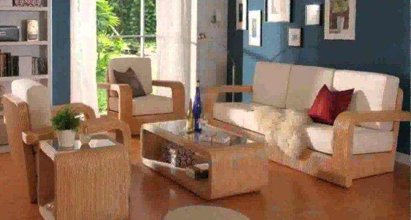 Wooden Furniture Designs Living Room Nice
