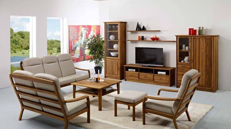 Wooden Living Room Furniture Fashionable Inspiration