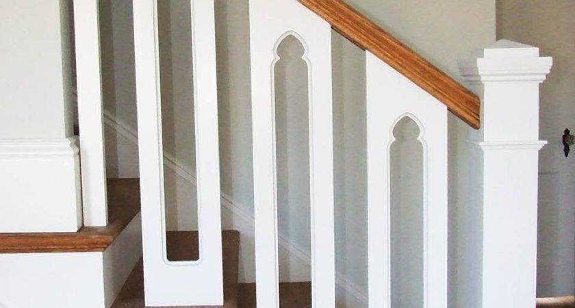 Wooden Stair Baluster Designs Decor References