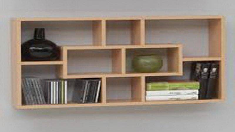 Wooden Wall Shelves Design Quick Woodworking Projects
