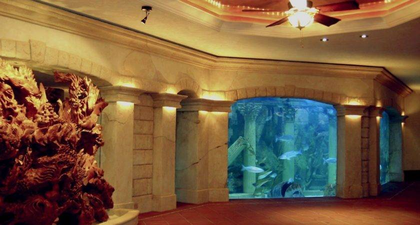 Would Love Have Huge Aquarium House Private
