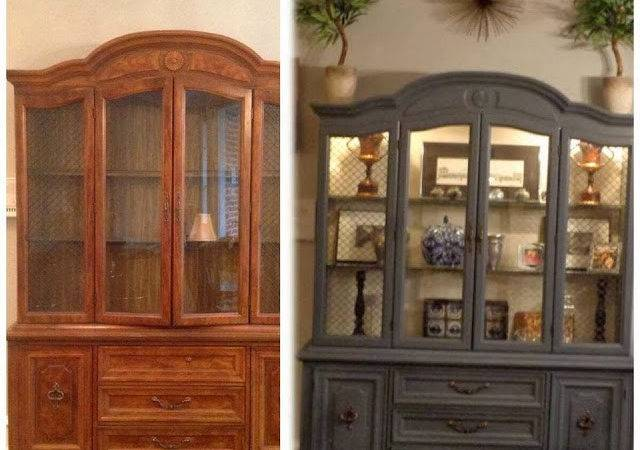 Wow Difference Grandma China Cabinet