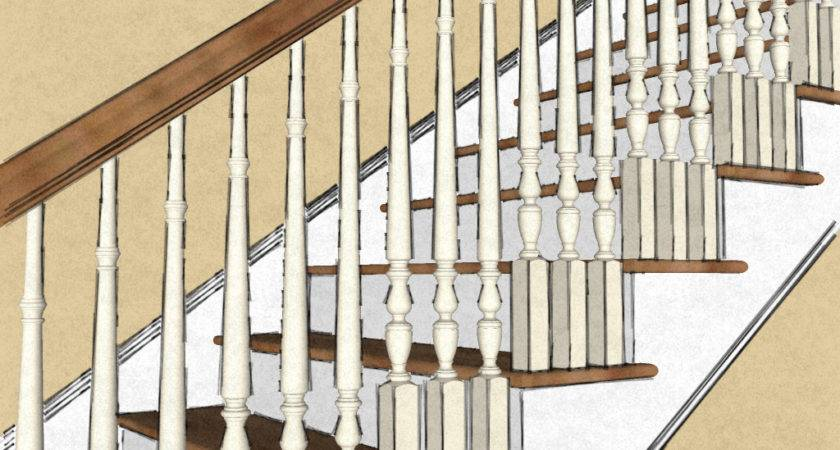Wrought Iron Stair Balusters Designs Home Design Larizza