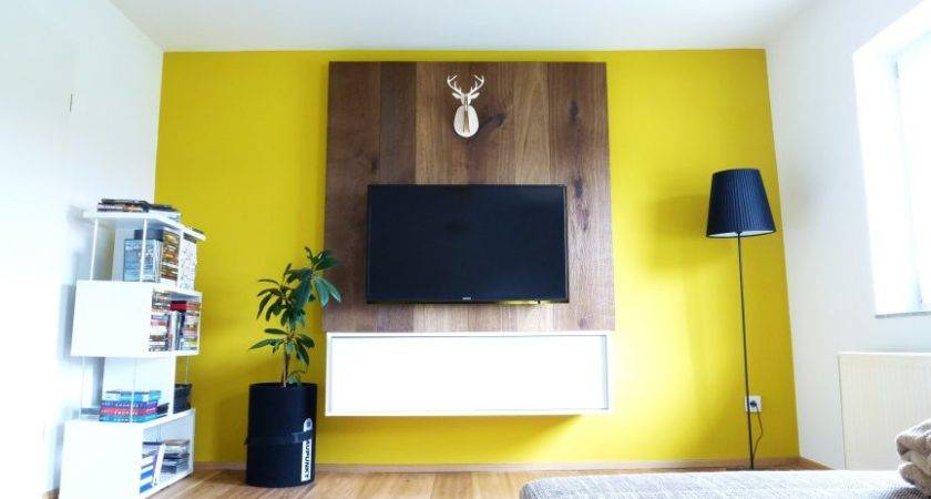 Yellow Accent Wall Buybrinkhomes