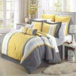 Yellow Bedding Ease Style