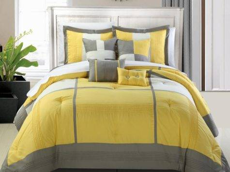 Yellow Bedding Sets Love Webnuggetz