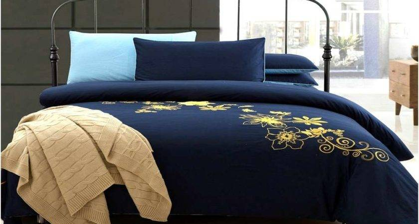 Yellow Blue Bedding Queen Home Design Remodeling Ideas