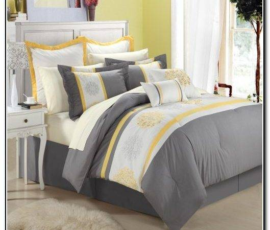 Yellow Blue Bedding Sets Beds Home Design Ideas