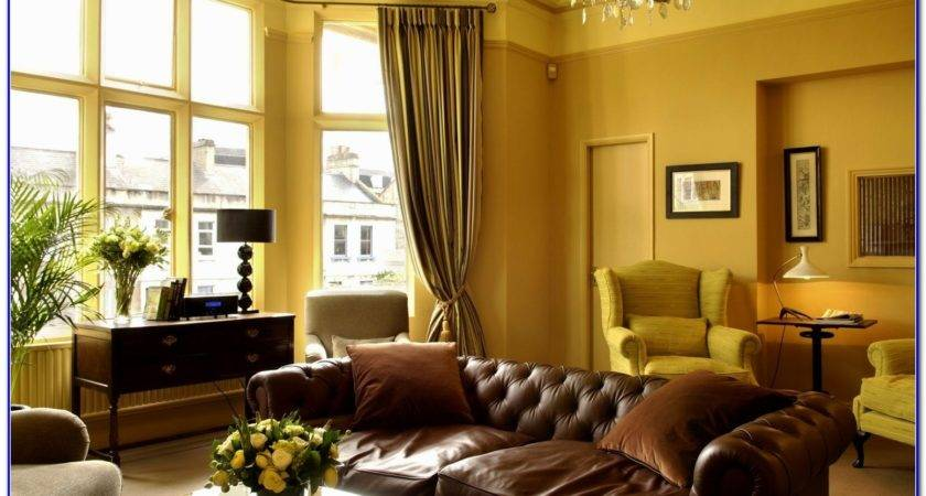 Yellow Gold Paint Color Living Room Best