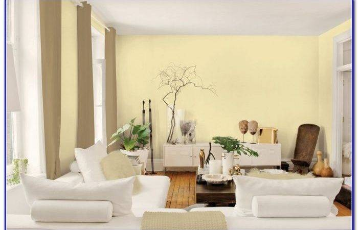 Yellow Gold Paint Color Living Room Painting Home