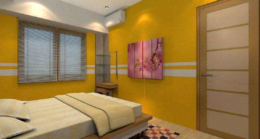 Yellow Paint Colors Bedroom Pict Ideas Also
