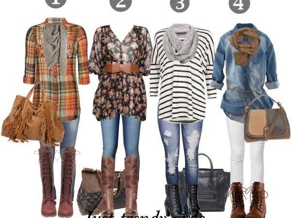 Your Favorite Casual Style Just Trendy Girls