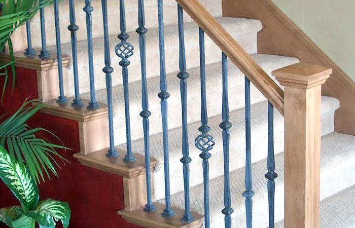 Your Stair Handrail Determines Look Staircase